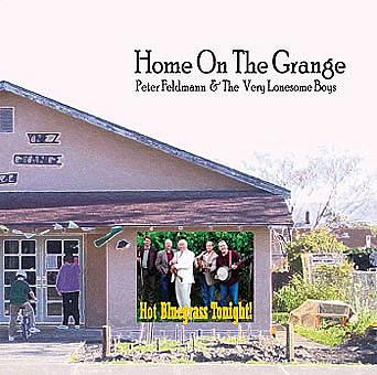 HC-505 Home On the Grange CD